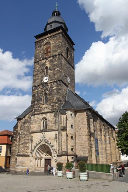 Margarethenkirche, Gotha, Germany