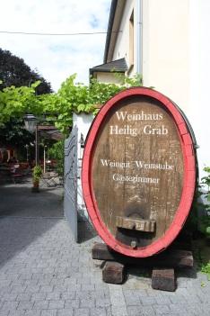Weinhaus Heilig Grab, Boppard, Germany